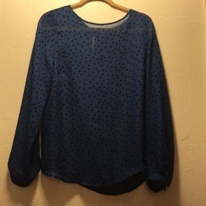 Ann Taylor Blouse - Great Condition!